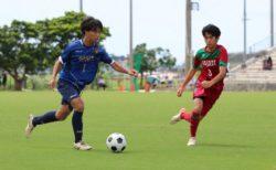2020/7/19 <br>2回戦【沖縄尚学 VS 首里】<br>沖縄インハイサッカー競技