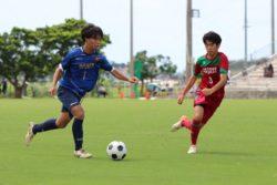 2020/7/19 2回戦【沖縄尚学 VS 首里】沖縄インハイサッカー競技