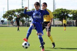 2020/7/19 【普天間 VS 浦添】沖縄インハイサッカー競技