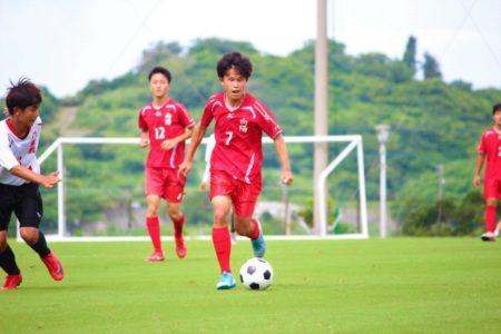 2020/7/18 <br>1回戦【八重農林 VS 向陽】<br>沖縄インハイサッカー競技