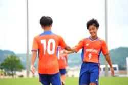 2020/7/18 1回戦【中部商業 VS 南風原】沖縄インハイサッカー競技