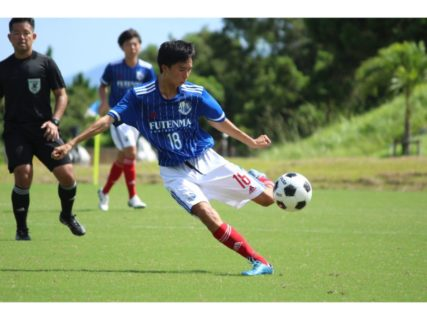 2020/7/19 <br>【 沖縄工業VS 普天間】<br>沖縄インハイサッカー競技