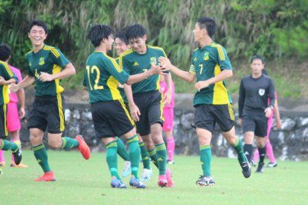2020/7/19 <br>2回戦【コザ VS 糸満】<br>沖縄インハイサッカー競技