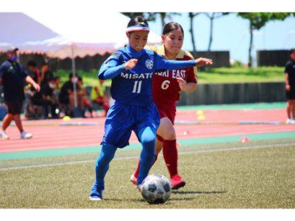 2020/7/20 <br>【首里東 VS 美里】<br>沖縄インハイサッカー競技