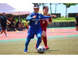 2020/7/20 【首里東 VS 美里】沖縄インハイサッカー競技