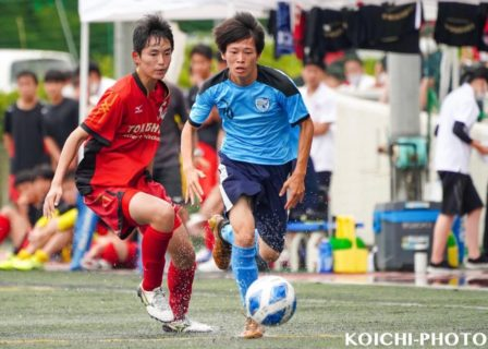 2020/7/11 <br>準々決勝【徳島市立 VS 徳島科技】<br>徳島インハイ代替大会