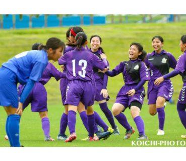 2020/7/18 <br>【前原 VS 普天間】<br>沖縄インハイサッカー競技