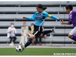 2020/7/18 【 名護 VS 浦添商業 】沖縄インハイサッカー競技