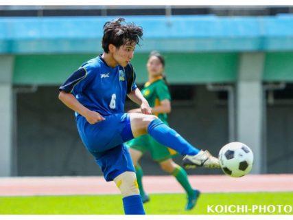 2020/7/19 <br>【那覇国際 VS 小禄】<br>沖縄インハイサッカー競技