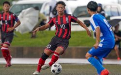 2020/7/19 <br>2回戦【宜野湾 VS 美里】<br>沖縄インハイサッカー競技