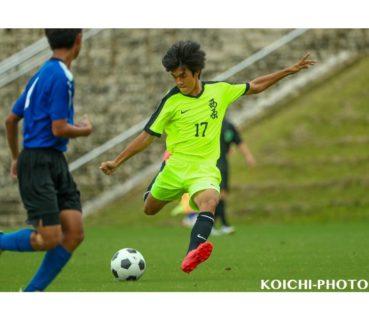 2020/7/18 <br>1回戦【沖縄水産 VS 西原】<br>沖縄インハイサッカー競技