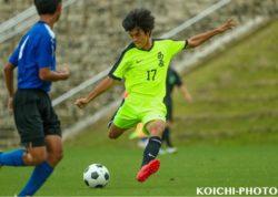 2020/7/18 1回戦【沖縄水産 VS 西原】沖縄インハイサッカー競技