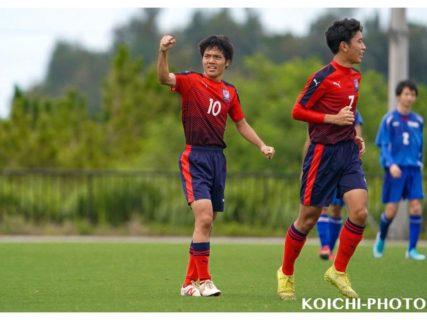 2020/7/18 <br>1回戦【球陽 VS 陽明】<br>沖縄インハイサッカー競技