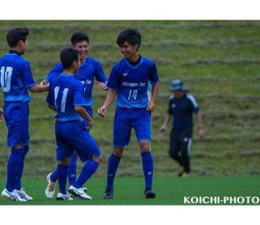 2020/7/18 <br>1回戦【美来工科 VS 沖縄工業】<br>沖縄インハイサッカー競技
