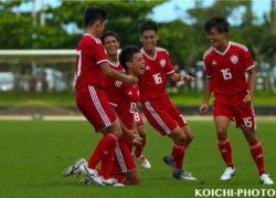 2020/7/19 2回戦【那覇西 VS 具志川】沖縄インハイサッカー競技