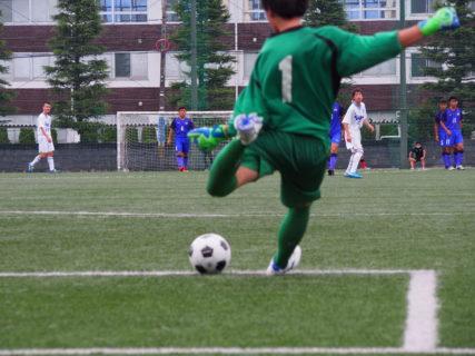 2020/7/26 <br>【 富山第一VS魚津】<br>富山インハイサッカー競技