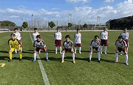2021/2/22 【都城聖ドミニコ学園 VS 鎮西学院】九州高校サッカー新人戦女子